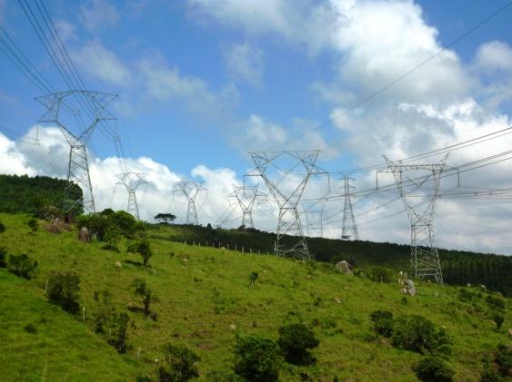 Linha de Transmissão 138 kV